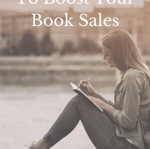 10 Amazing Tips To Boost Your Book Sales