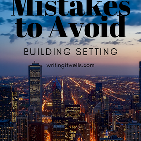 Building Setting: 5 Setting Mistakes to Avoid