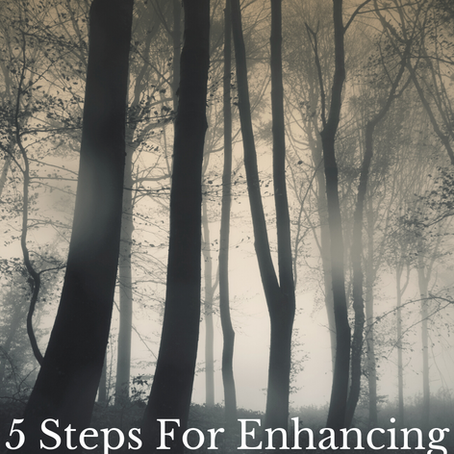 5 Steps For Enhancing Horrific Scenes In Your Story
