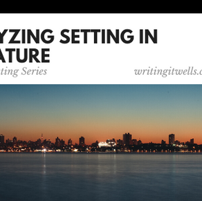 Building Setting: Analyzing Setting in Literature