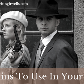 10 Villains To Use In Your Stories