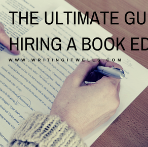 The Ultimate Guide To Hiring A Book Editor