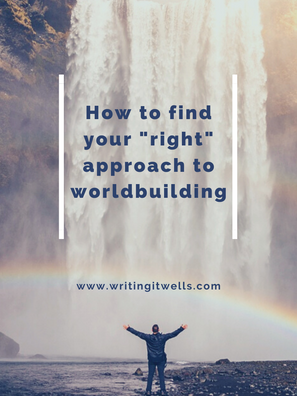 "How to Find Your ""Right"" Approach to Worldbuilding"