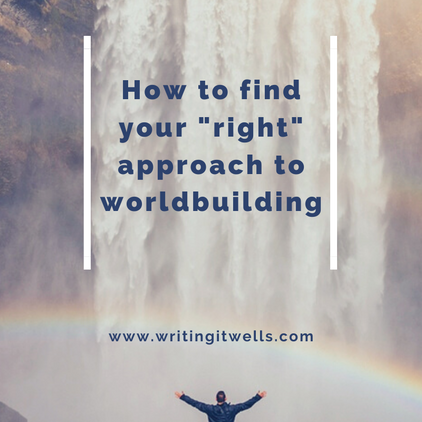 """How to Find Your """"Right"""" Approach to Worldbuilding"""