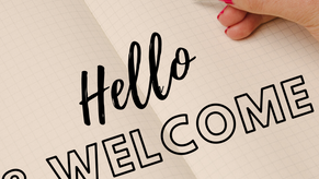 Hello & Welcome from Writing It Wells