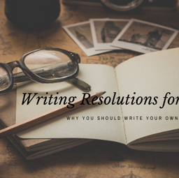 Writing Resolutions for 2020