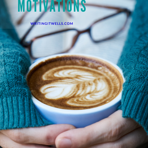 Character 101: Character Motivations