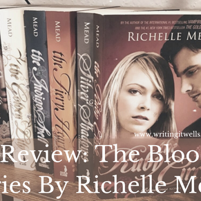Book Review: The Bloodlines Series By Richelle Mead