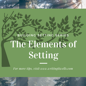 Building Setting: The Elements of Setting