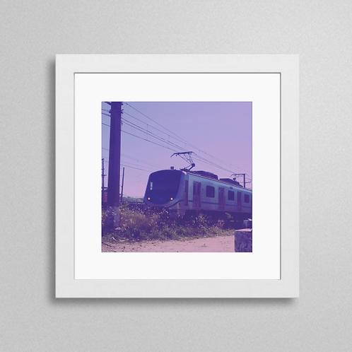 Tela Cineparayso - Duke Train