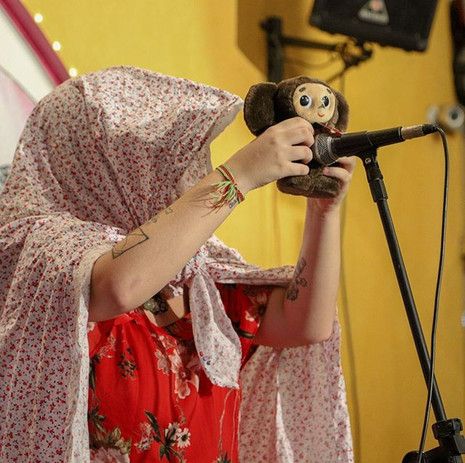 Cheburashka - 2do acto - Satyrianas 2019