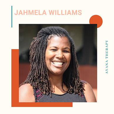 Jahmela Williams
