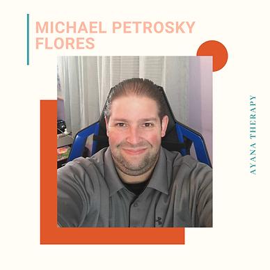 Michael Petrosky Flores