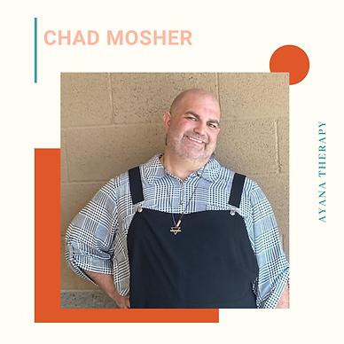Chad Mosher, Ph.D.