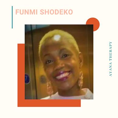 Funmi Shodeko