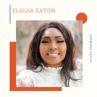 Elaijia Eaton