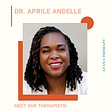 Dr. Aprile Andelle