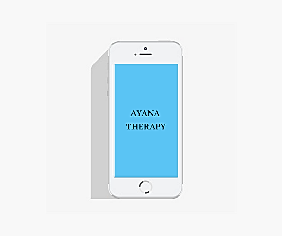 Ayana therapy app
