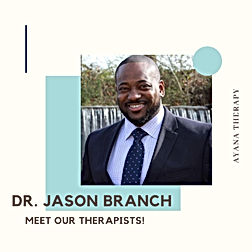 Dr. Jason Branch