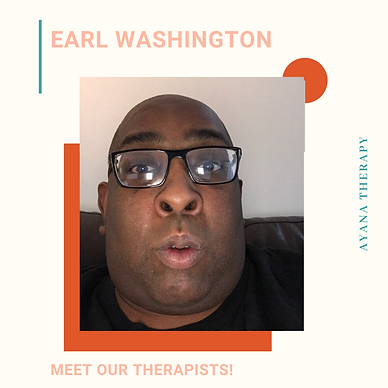 Earl Washington