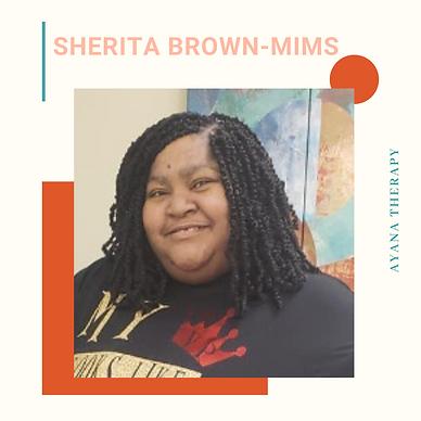 Sherita Brown-Mims