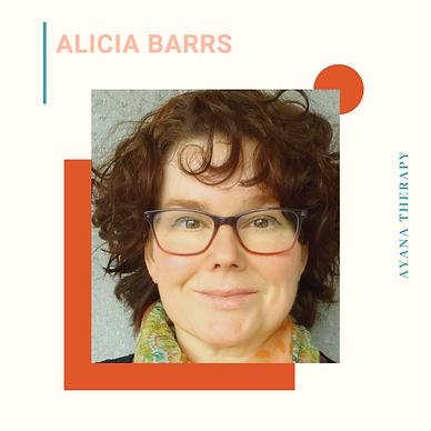 Alicia Barrs