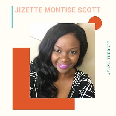 Jizette Montise Scott