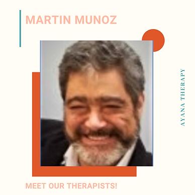 Martin Munoz