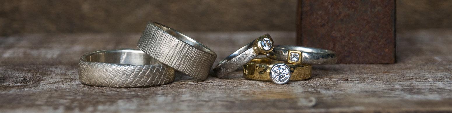 Handmade Engagement Rings New Zealand Ben Flynn Jewellery Diamond
