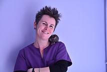 Emmanuelle assistante veterinaire