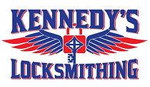 Kennedy's Locksmithing logo