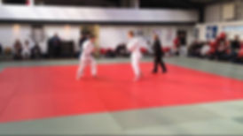 Ciren Judo: Samurai Club - Rod Lane Kyu Grade Champs - Nov 12th 2017 Hana