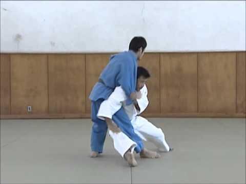Yoko-Sutemi-Waza