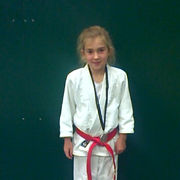Junior Red Belt