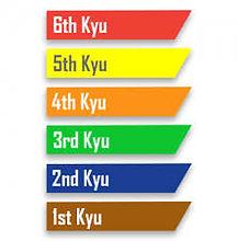 Kyu Grades