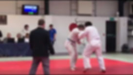 Cirencester Judo Epic Match - Rod Lane Samurai 2017