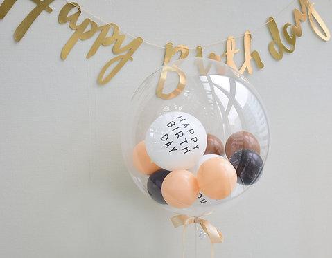 "18"" 特別版生日水晶汽球 Special Birthday Crystal Balloon"