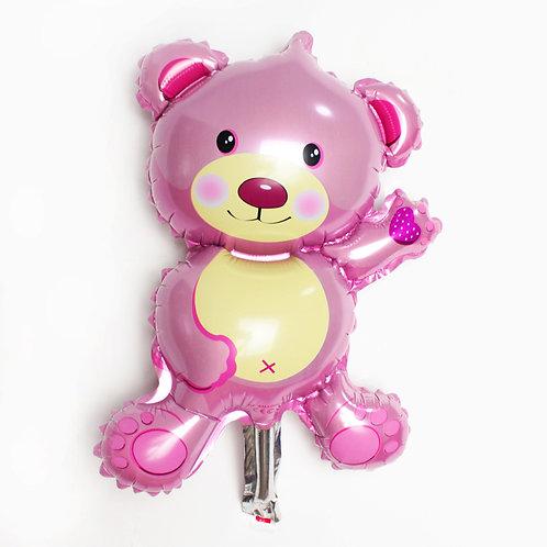 小熊造型氣球 Teddy Balloon