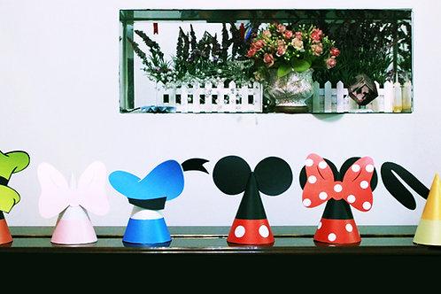 米奇造型派對帽 Mickey Themed Party Hats