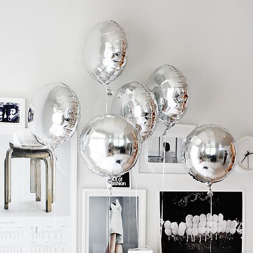 "18"" 鋁氫氣球 Foil Balloon"