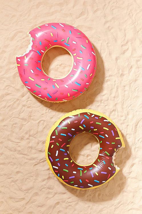 【夏天限定】冬甩 甜甜圈浮圈 Donut Pool Float