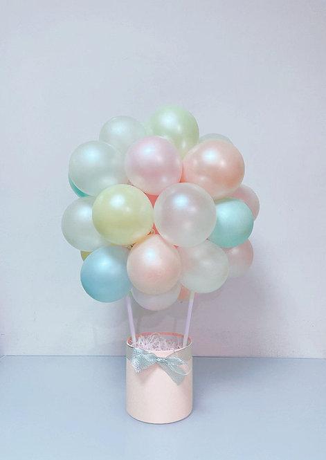 Hot Air Balloon Gift Basket 熱氣球禮物籃