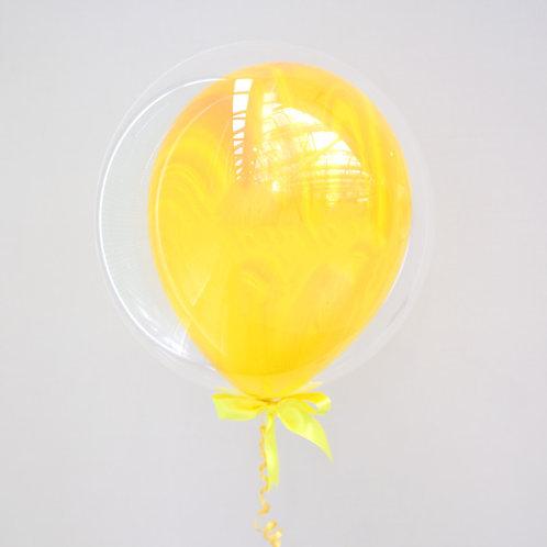 """12""""水晶瑪瑙氣球 Crystal Marble Balloon"""