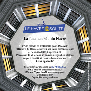 Flyer Le Havre Insolite