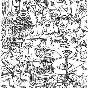 Illustration abstraite #4