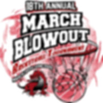 March Blowout Basketball Tournament BB19