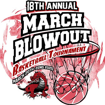 March Blowout Basketball Tournament BB19