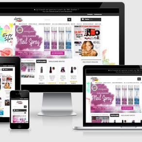 Site E-commerce Institut Laugier