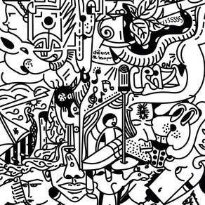 Illustration abstraite #7