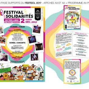 Programme Festival des Solidarités 2017